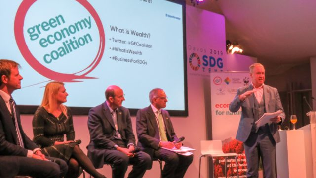 Davos 2019 World Economic Forum OG and Panel