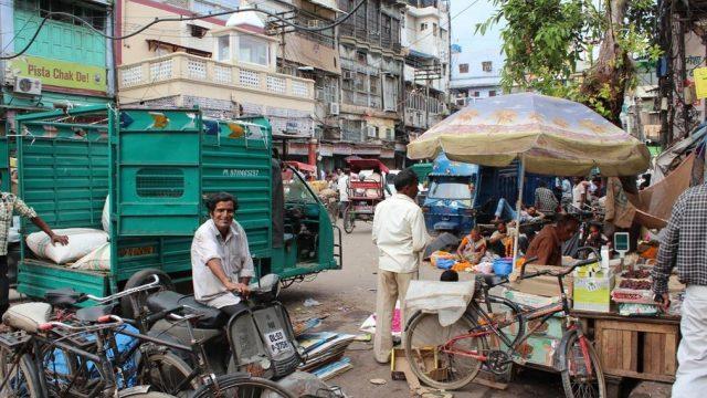 Delhi Streets 2