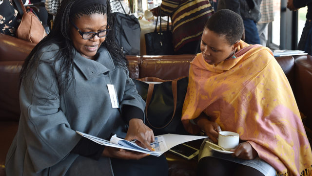 Green Economy Dialogues South Africa