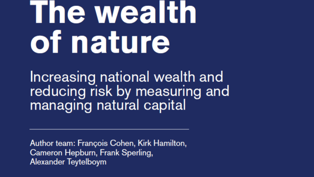Wealthof Nature Cover