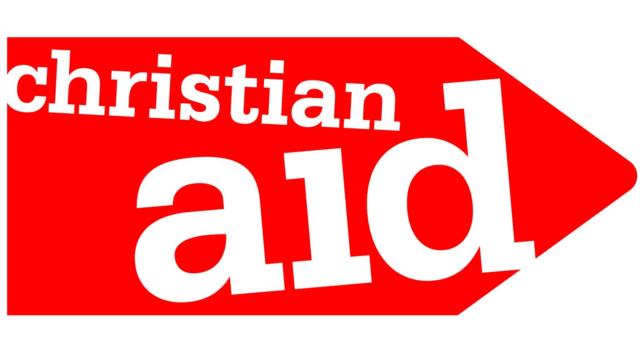 Christian Aid Logo Box