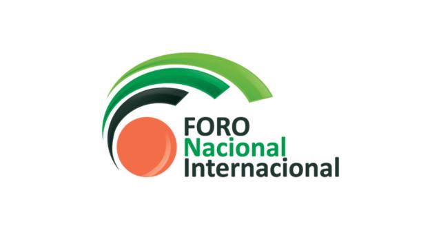 Foro Nacional Internacional Spaced