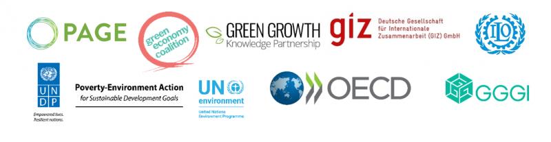 Ge Partnership Logos