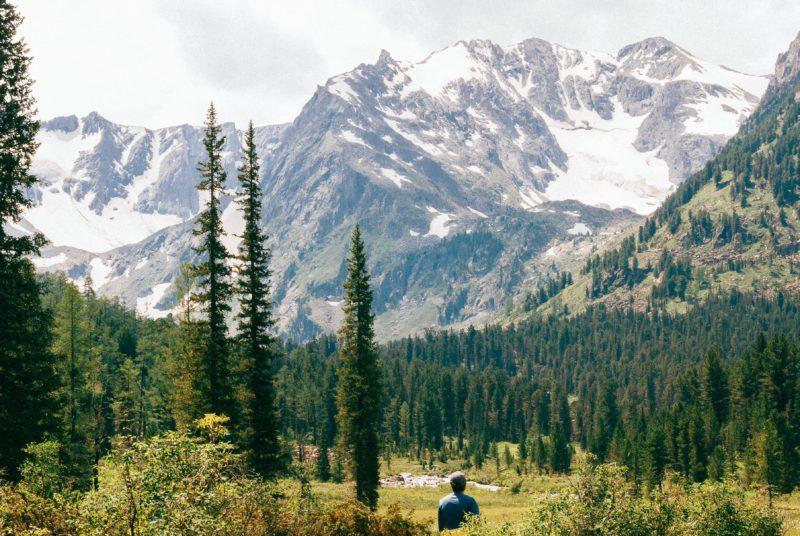 The Altai mountains, Russia. Photo: Alex Kotomanov on Unsplash