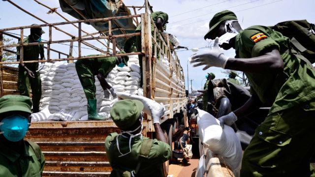 Reuters uganda food distribution 03 Apr20