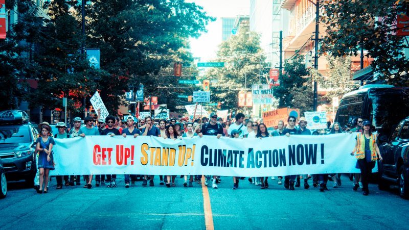 Climate March Vancouver 2014
