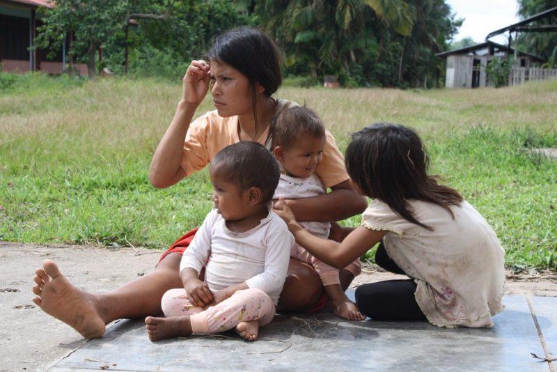 Peru Family Leslie Forsyth