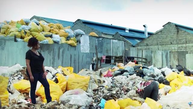 Kenya Waste Recycling 2