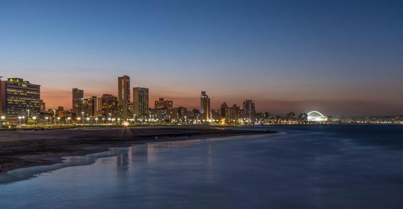 Durban Beach Sunset Paul Saad Flickr