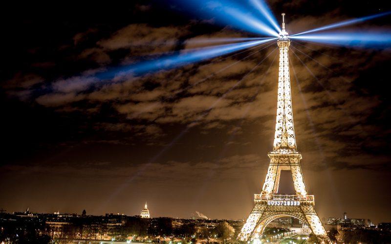 Eiffel Cop21 2