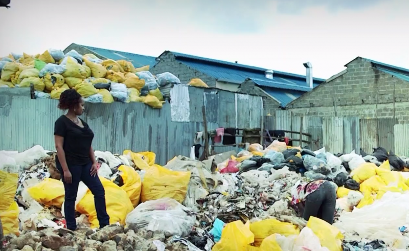 Kenya Waste Recycling 2