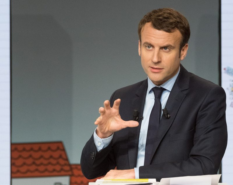 Sexy Macron Flickr Mutualite Francaise